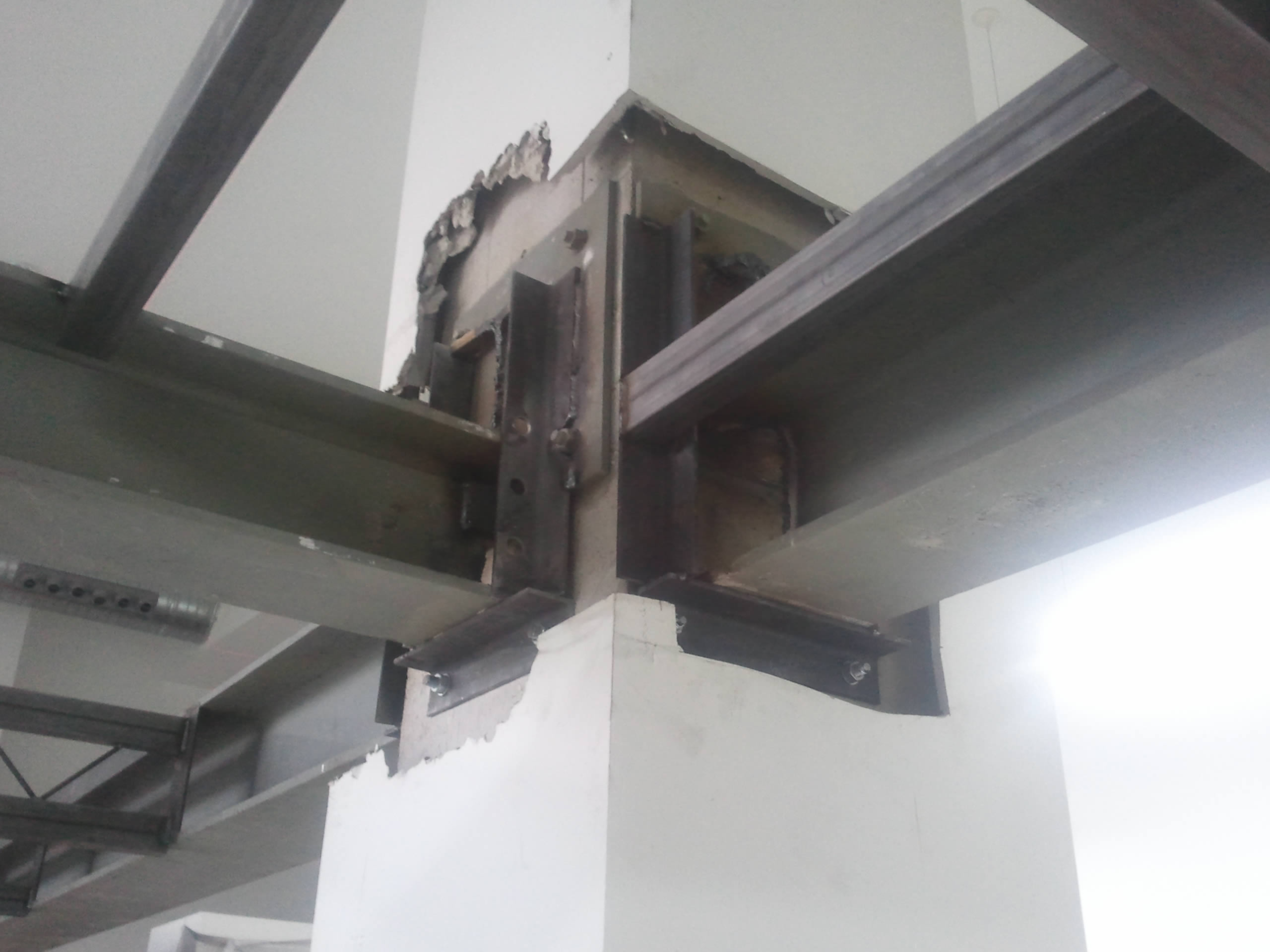 Loft cronos lc arquitectura estudio de arquitectura - Forjado viguetas metalicas ...